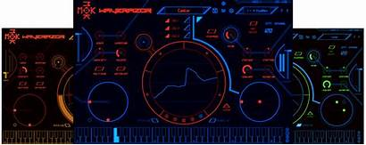 Futuristic Trial Synth Step Side Tracktion Dark