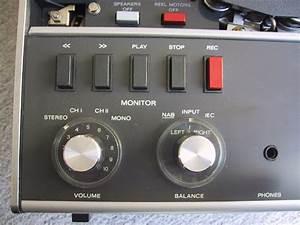 Revox Tape Recorder Information