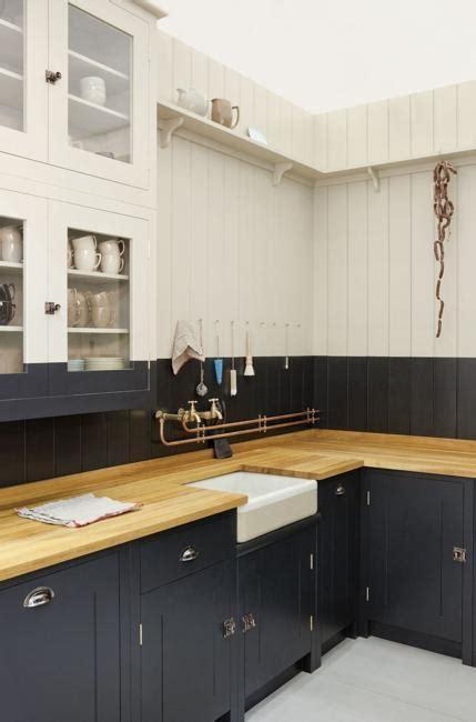 black  white kitchen colors beautifully balanced