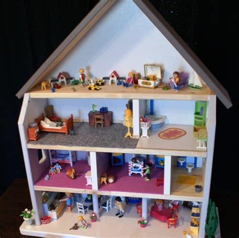 ikea cuisine jouet bois fabriquer une maison de poupée ou de playmobil