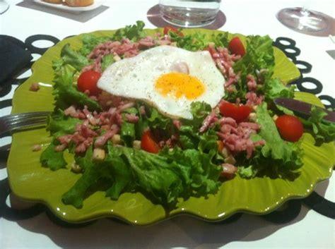 direct cuisine haguenau généreuse la salade on a vu mieux photo de l 39 arome
