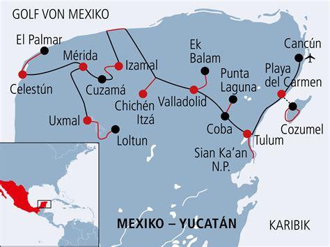 veloferien  mexiko