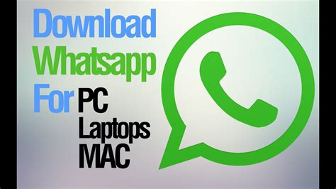 whatsapp for pc or windows 8 1 7 xp mac best way