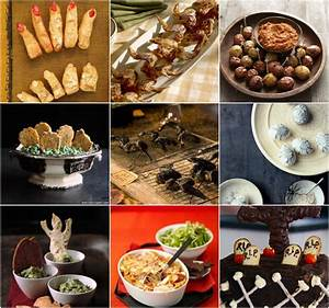 Top 250 Scariest and Most Delicious Halloween Food Ideas ...