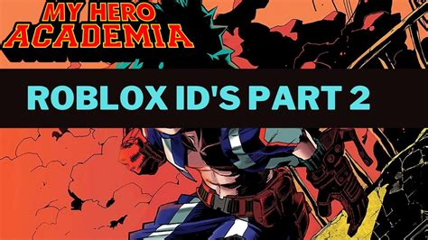 Drag the images into the order you would like. My Hero Academia Roblox Id - My Anime List