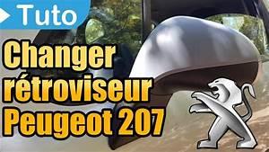Changer Miroir Retroviseur : tuto changer un r troviseur lectrique de peugeot 207 2006 2014 youtube ~ Gottalentnigeria.com Avis de Voitures