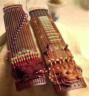 traditional korean musical instruments andhika juwita