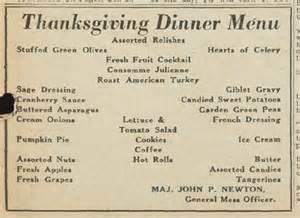 thanksgiving at the basic c greensboro 1943 digitalnc