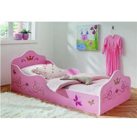 Kinderbett 90x200 Mädchen Ziemlich Prinzessinnenbett