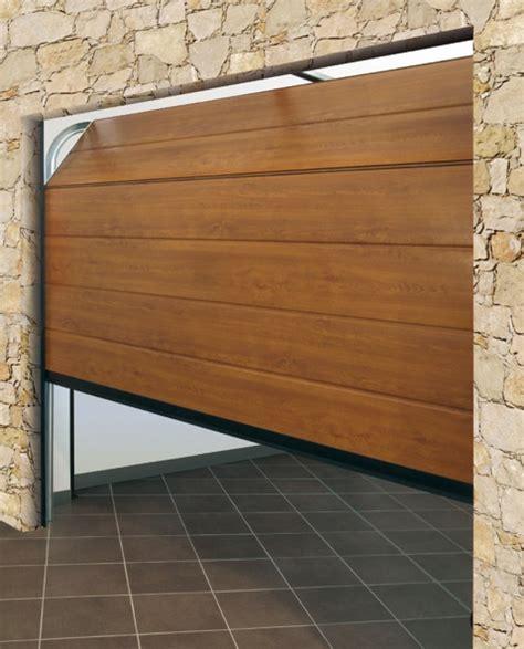 porte sezionali per garage antifurti porte sezionali basculanti paratie panizza sda