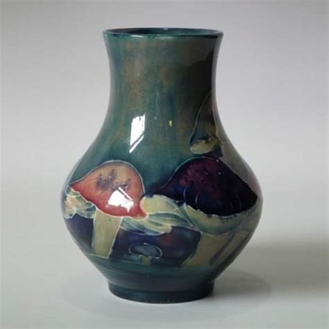 william moorcroft claremont vase ebay