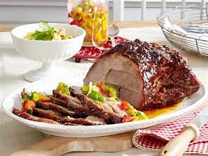 Kochen Ohne Fleisch Hauptgericht : schweinebraten rezept mit zweierlei dips so geht 39 s lecker ~ Frokenaadalensverden.com Haus und Dekorationen