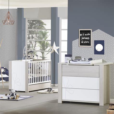 siege auto opale chambre bébé duo opale frêne sablé avec motif lit