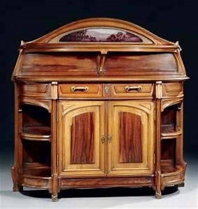 Art Nouveau Mobilier : art nouveau du nouveau ~ Melissatoandfro.com Idées de Décoration