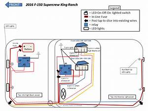 Led Wiring Diagram For 3 Position Switches - Ford F150 Forum