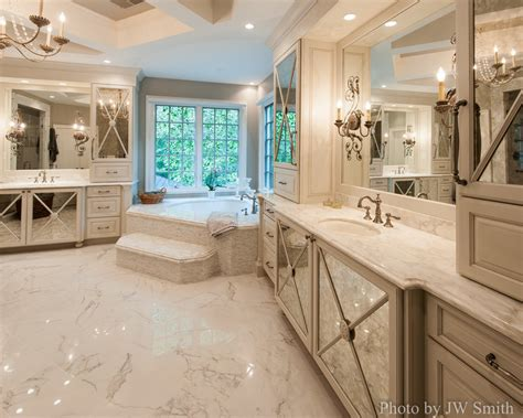 master bathroom renovation  northern virginia remodeling