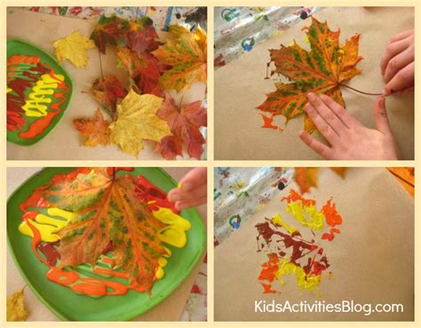 fall crafts fall projects for preschoolers images frompo