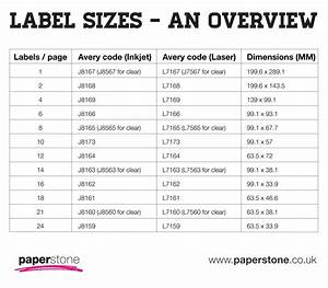 Labels avery labels all sizes templates paperstone for Avery label sizes guide
