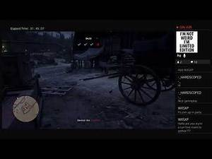 Red Dead Redemption 2 Online Stranger missions