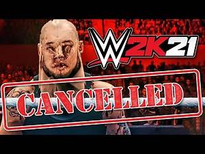 WWE 2K21 Cancelled! - Alternative Game Coming This Year