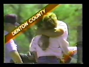 MIKE VON ERICH DEATH - RARE 1987 TEXAS NEWS BROADCAST #5 - WORLD CLASS CHAMPIONSHIP WRESTLING WCCW