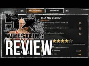 5 Star Wrestling Review