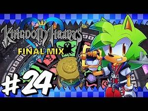 Kingdom Hearts: Final Mix [BLIND] | Part 24 | Road to Kingdom Hearts 3 / PlayStation 4