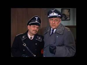 [PART 5: Snowman] My eyes are blind but I can see. Snowflakes glisten on the trees. - Hogan's Heroes