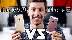 Comparatif iPhone SE vs iPhone 6s : Lequel choisir ?