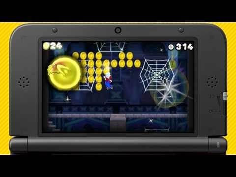 Game trailer: New Super Mario Bros. 2