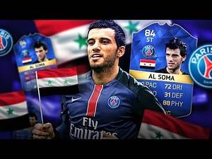 OMG TOTS AL SOMA THE HIGHEST RATED SYRIAN IBRAHIMOVIC! FIFA 16 ULTIMATE TEAM