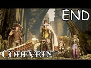 Code Vein Gameplay - Beyond the Red Mist END