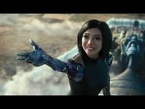 "Hugo's Fall   ""Alita: Battle Angel"" 'IMAX Edition' - 4K UHD"