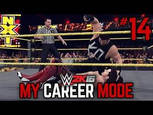 """WWE 2K16 My Career Mode - Ep. 14 - """"NEW RIVALRY!"""" [WWE MyCareer PS4/XBOX ONE/NEXT GEN Part 14]"""
