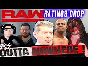 WWE Signs Abyss & Sonjay Dutt - OUTTA NOWHERE ! #138 - Royal Rumble & NXT take Over PHOENIX