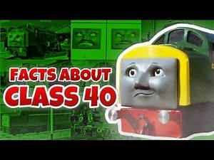 Facts about Class 40! // (Ft. Lightninging ) Thomas The Tank Engine