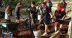 Belair PS's new garden for World Environment Day - 3News