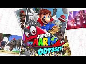 Mechawiggler Battle Super Mario Odyssey Music Extended