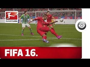 Bayern München vs. Wolfsburg - FIFA 16 Prediction with EA SPORTS