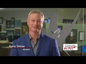 A message from Gary Sinise to the 101st