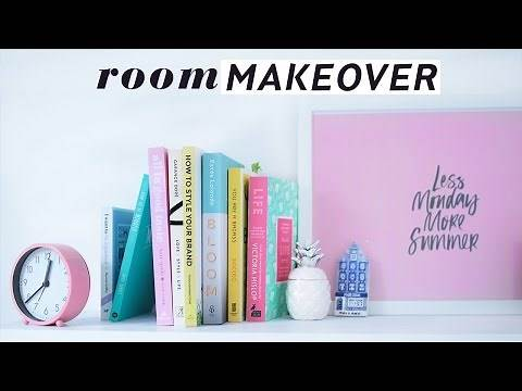 Bedroom Makeover on a Budget | Organize Your Life | Episode 3