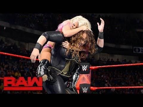 Alexa Bliss vs. Nia Jax - Raw Women's Championship Match: Raw, June 5, 2017