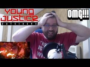 "Young Justice Outsiders 3x23 ""Terminus"" Reaction/Review!!! (OMG!!!!!)"