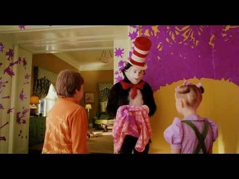 The Cat in the Hat - Honey, it was ruined when she bought it