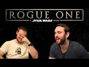 Rogue One Teaser Trailer Reaction Discussion