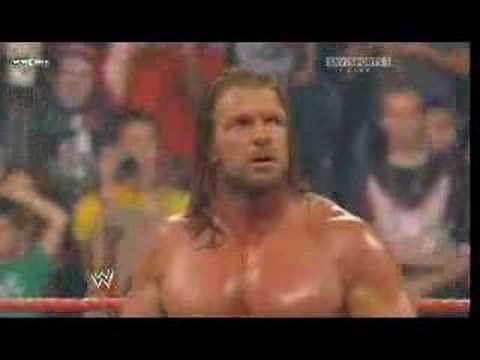 Randy Orton vs. Triple H 2/2 - 6/1/08
