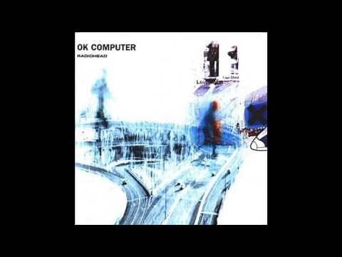 Radiohead - Let Down (Lyrics)