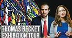 Tour of Thomas Becket: murder and the making of a saint exhibition   #BritishMuseumTours