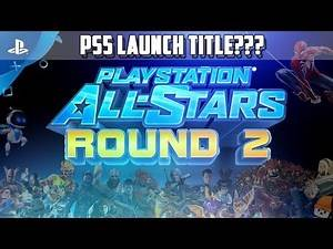 PLAYSTATION ALL-STARS BATTLE ROYALE 2 PS5 LAUNCH TITLE?