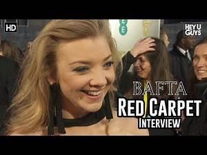 Natalie Dormer (Game of Thrones) - BAFTA Awards 2018 Red Carpet Interview